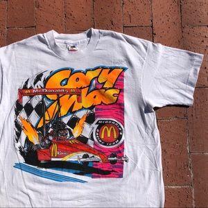 VINTAGE CORY MAC MCDONALDS RACING TEE